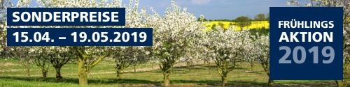 Frühlingsaktion 2019