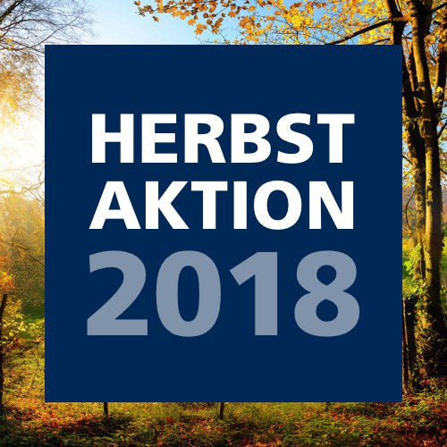 Herbstaktion 2018