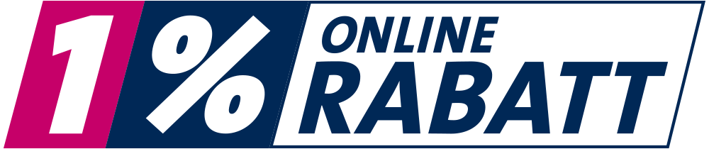 Logo 1%-Online-Rabatt