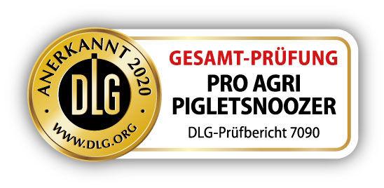 Isofluran Inhaltationsnarkose DLG zertifiziert