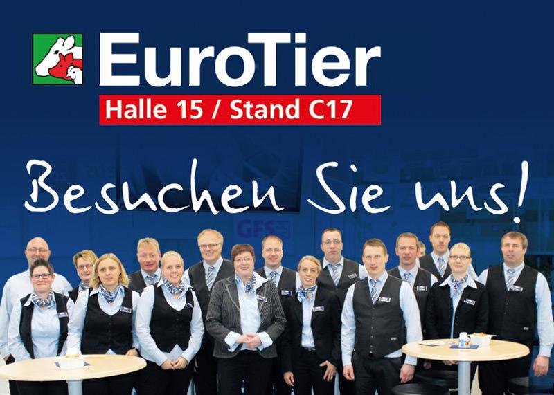 GFS auf der EuroTier 2016