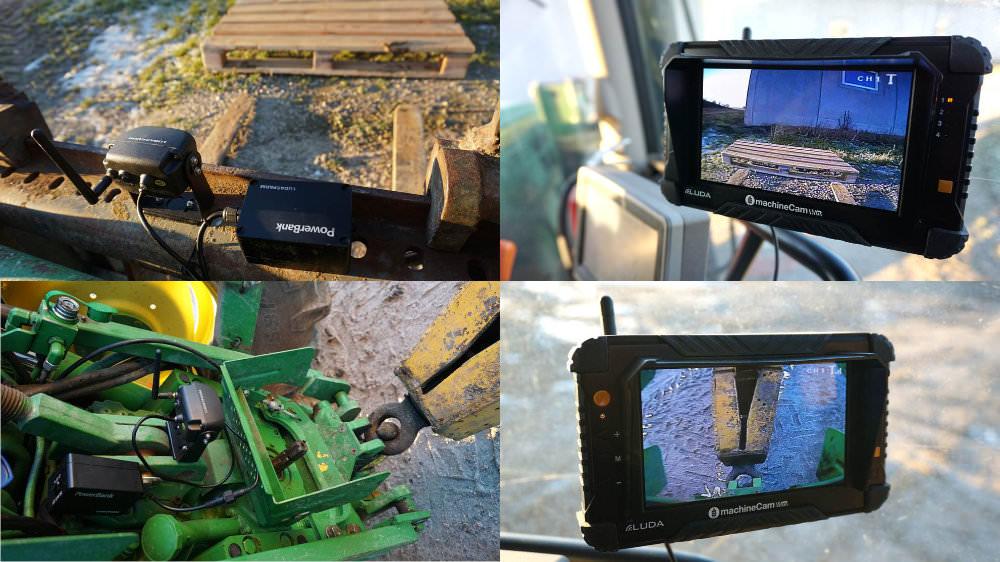 Luda.Farm MachineCam Mobility im Einsatz