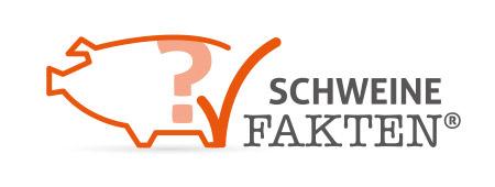 Logo Faktencheck Schwein