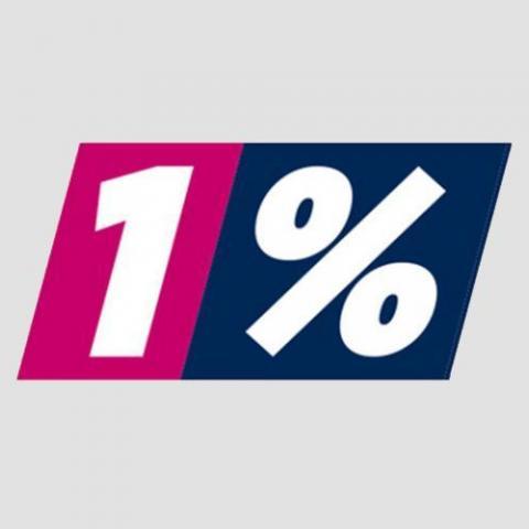 Ab sofort immer 1% Rabatt auf alle Online-Bestellungen