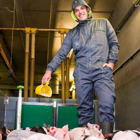 Farmsuit Anti-Geruchsoverall