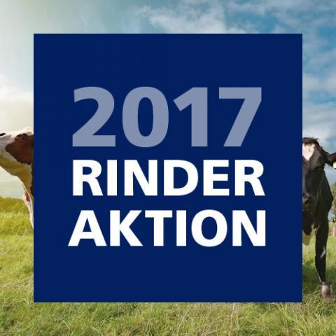 Frühlingsaktion Rind 2017 bis zum 18. Juni 2017