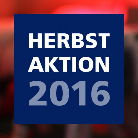 Herbstaktion 2016