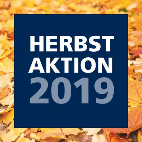 Herbstaktion 2019
