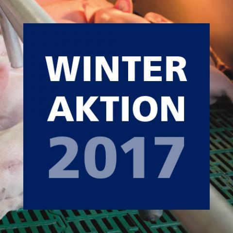 Winteraktion bis zum 5. März 2017