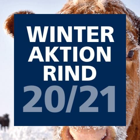 Winteraktion Rind 2020 / 2021