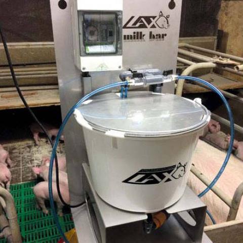Lax Milk Bar