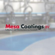 Kooperation zwischen GFS und Mesa Coatings BV