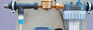 Tränkewasseraufbereitung / Dosiertechnik