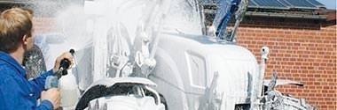 Fahrzeug- und Betriebshygiene