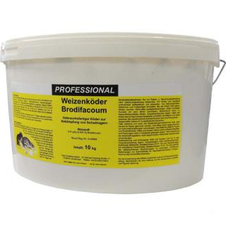 Weizenköder Brodifacoum (2,5 kg)