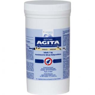 AGITA Spritz- und Streichmittel (1 kg)