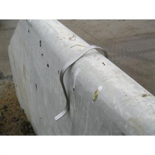Wandklammer kurz 8 - 15 cm Breite (4 Stk) #6