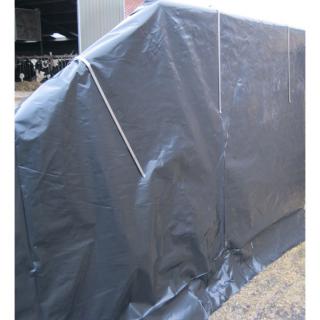 Wandklammer kurz 8 - 15 cm Breite (4 Stk) #2