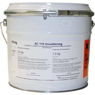 Epoxid Grundierung AC 110 (4,5 kg)