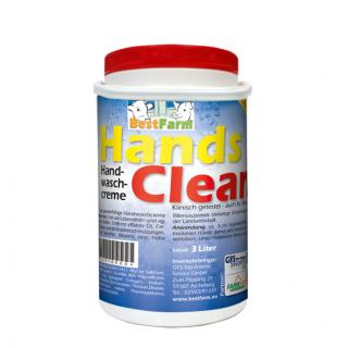Handreinigung Hands-Clean (3 l)