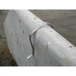Wandklammer lang 7 - 15 cm Breite (4 Stk) #2