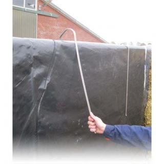 Wandklammer lang 15 - 20 cm Breite (4 Stk) #2