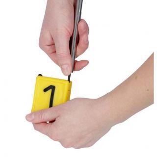 Montage-Werkzeug für Halsbandnummern (95992) #1
