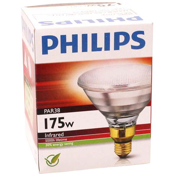 infrarotsparlampe weiss 175 w philips hier kaufen sparen landwirte. Black Bedroom Furniture Sets. Home Design Ideas