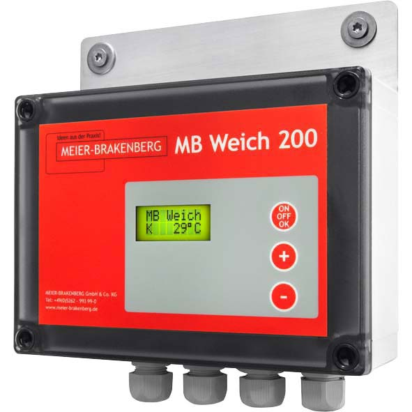 Kühlautomat mit Magnetventil 3/4 Zoll MB