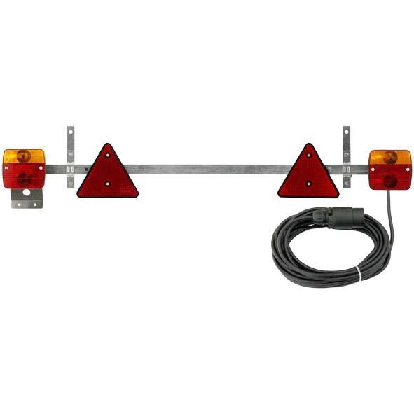 Stangenleuchten mit 7,5 m Kabel und 7 Pol Stecker ⇒ hier kaufen ...
