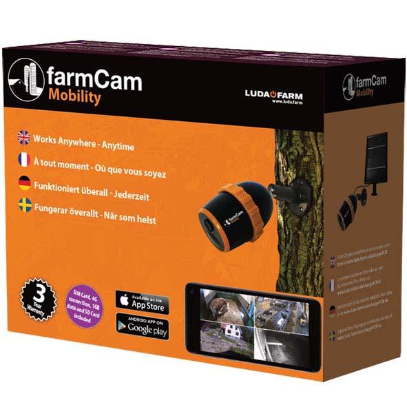 Luda.Farm - FarmCam Mobility