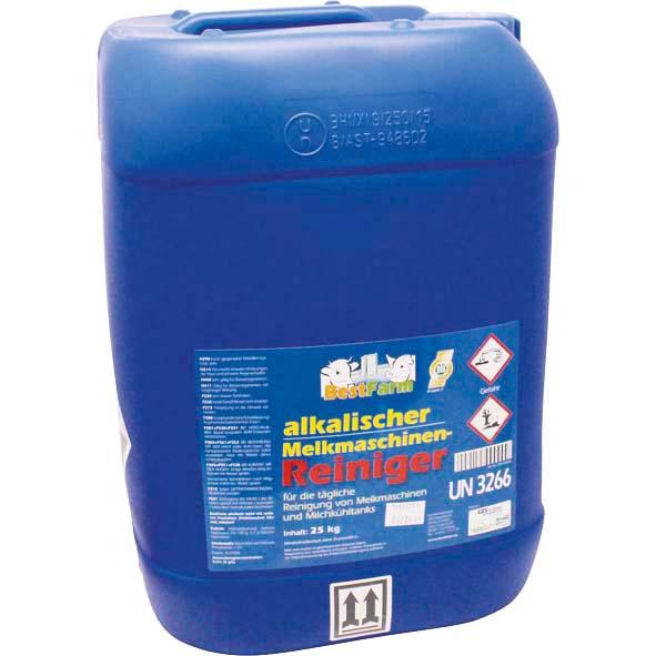 Melkmaschinenreiniger Alkalisch (25 kg)