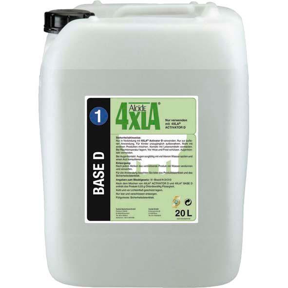 4XLA (2x20 kg)