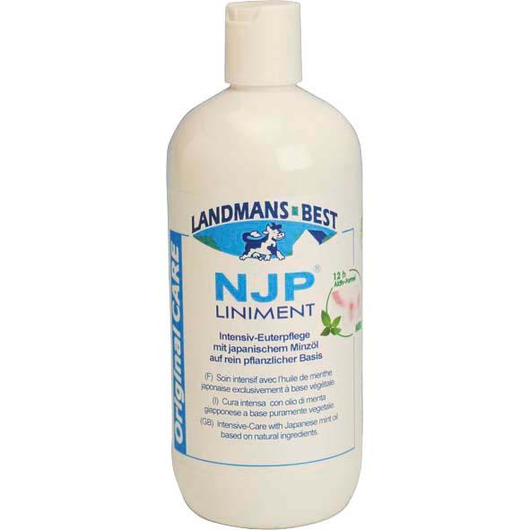 Original NJP-Liniment Euterpflegemittel (500 ml)