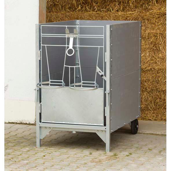 Calf-House Kälberbox (130x85x106 cm)