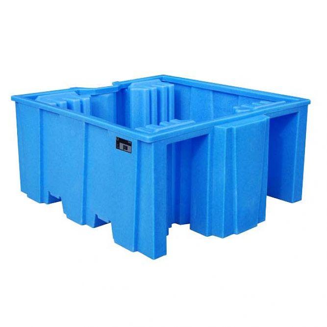 auffangwanne polyethylen f r ibc container hier kaufen sparen landwirte. Black Bedroom Furniture Sets. Home Design Ideas