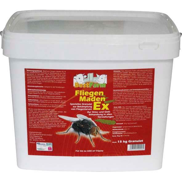 Ganz und zu Extrem Fliegen Maden Ex (15 kg) ⇒ hier kaufen & sparen Landwirte #KY_55