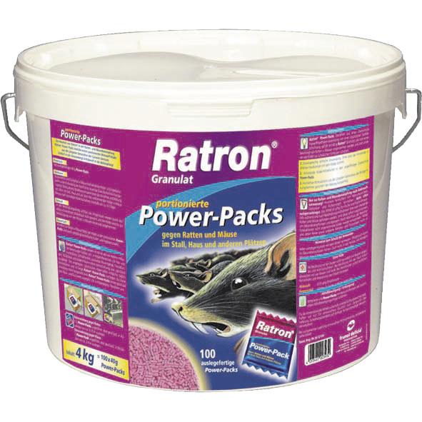 Ratron Granulat Power Packs (100 x 40 g)