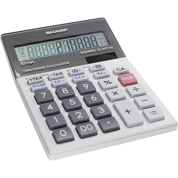 Taschenrechner Sharp 10 Stellig Hier Kaufen Sparen Landwirte