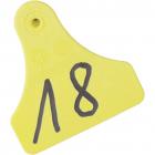Allflex Dornteil zur Beschriftung (20 Stk)
