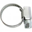 Schlauchschelle Edelstahl 12 - 20 mm