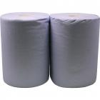 Putzpapierrolle Maxi blau - Doppelpack (2 Stk)