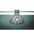 Spezialclip für Windschutznetz für 4 mm Drahtseil