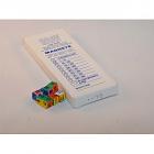 Magnete für Brunstkalender nummeriert 1-75