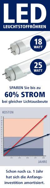 Energieeffiziente LED-Technik zur Senkung der Stromkosten